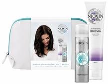 Набор Nioxin для комплексного ухода за волосами и кожей головы