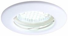Встраиваемый светильник Arte Lamp A1203PL-1WH