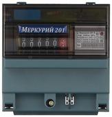 Счетчик электроэнергии однофазный однотарифный INCOTEX Меркурий 201.6 10(80) А