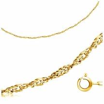 Бронницкий Ювелир Цепь из желтого золота 510200227