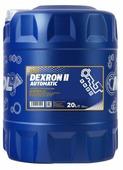 Трансмиссионное масло Mannol DEXRON II Automatic