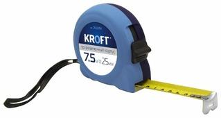 Рулетка KROFT 202204 25 мм x 7.5 м