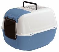 Туалет-домик для кошек Ferplast Prima Cabrio 52.5х39.5х38 см