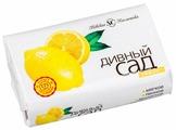 Мыло кусковое Невская Косметика Дивный сад Лимон