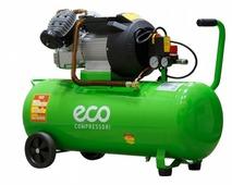 Компрессор масляный Eco AE 705-3, 70 л, 2.2 кВт