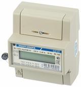Счетчик электроэнергии однофазный однотарифный Энергомера CE 101 R5 145 5(60) А