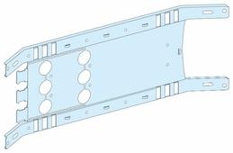 Монтажная плата для распределительного щита Schneider Electric 03451