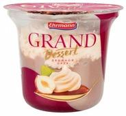 Пудинг Ehrmann Grand Dessert Двойной орех 4.9%, 200 г
