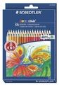 Staedtler Карандаши цветные Noris club 36 цветов (144 ND36)