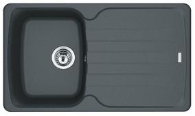 Врезная кухонная мойка FRANKE AZG 611-86 86х50см искусственный гранит