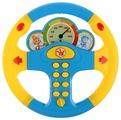 Интерактивная развивающая игрушка Играем вместе Музыкальный руль Фиксики (B1634468-R)