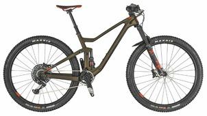 Горный (MTB) велосипед Scott Genius 920 (2019)