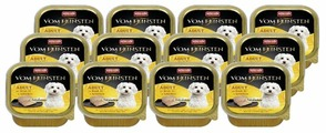 Корм для собак Animonda Vom Feinsten говядина, свинина с яйцом 150г