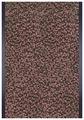 Придверный коврик Vebe Грязезащитная дорожка PERU 88 коричневый