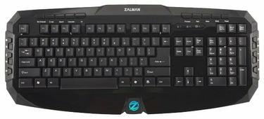 Клавиатура Zalman ZM-K300M Black USB