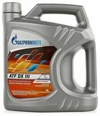 Трансмиссионное масло Газпромнефть ATF DX III