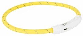 Ошейник TRIXIE USB Flash Light L-XL 12692-12708 65 см
