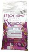 Корм для кошек Monge Natural Superpremium с курицей