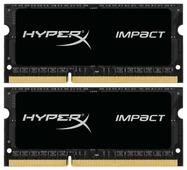 Оперативная память 8 ГБ 2 шт. HyperX HX318LS11IBK2/16