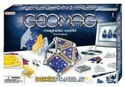 Магнитный конструктор GEOMAG Deko Panels GMG84 Medium