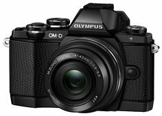 Фотоаппарат Olympus OM-D E-M10 Limited Edition Kit