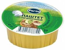 Паштет Perva печеночный с индюшиной печенью 95 г
