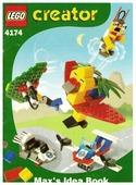 LEGO Creator 4174 Макс отправляется в полет