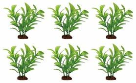 Искусственное растение ArtUniq Прозерпинака 10 см, набор 6 шт.