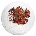 Лаборатория Катрин Бурлящий шар для ванн С лепестками роз 130 г