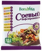 Bona Vita Бефстроганов соевый, 80 г