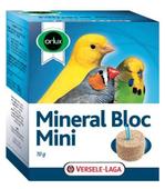 Корм для птиц Versele-Laga минеральный блок для мелких птиц Orlux Mineral Bloc Mini (70 гр)