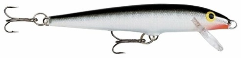 Воблер Rapala Original Floater F07-S 4 г 70 мм
