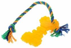 Игрушка для собак Doglike Ключ с канатом и этикеткой (D11-1094)
