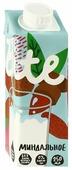 Миндальный напиток Bite пастеризованный 2.2%, 250 мл