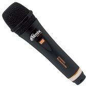 Микрофон Ritmix RDM-131 (серебристый)