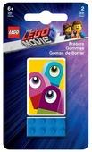 LEGO Набор ластиков Movie 2 Duplo 2 шт.