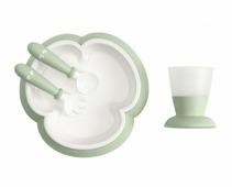 Набор для кормления BabyBjorn (тарелка, ложка, вилка, кружка) арт. 0781.64