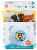 Комплект посуды Mum&Baby Собачка Джекки