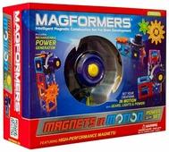 Магнитный конструктор Magformers Magnets in Motion 63204-22