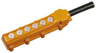 Подвесной пульт управления / пост кнопочный IEK BPU10-6
