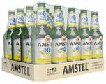 Amstel Пивной напиток безалкогольный осветлённый Амстел Natur Lemon 0,45 л 20 шт