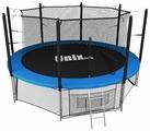 Каркасный батут Unix Line 12ft inside 366х366х269 см