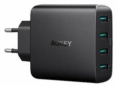 Сетевая зарядка Aukey PA-U48