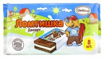 Пирожное АККОНД Ломтишка 24%, 8 шт.