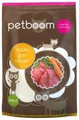 Корм для кошек Petboom с мясом и овощами 400 г