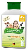 Шампунь / мыло от блох и клещей GreenFort Neo BioShampoo для кошек, собак, грызунов, котят, щенков