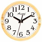 Часы настенные кварцевые Алмаз E19