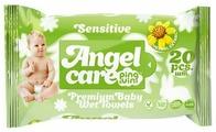 Влажные салфетки Ping&Vini Angel Care с экстрактом трав