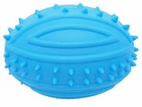 Мячик для собак Homepet Регби 8.9 см