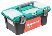 Ящик с органайзером Hammer Flex 235-018 40 х 25 x 18 см 16